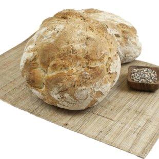 Pan de Payés con Quinoa