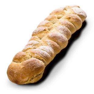 Pão de Requeijão, Amêndoa e Mel