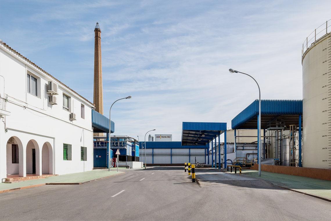 Historia AB Mauri - Nuestra fábrica