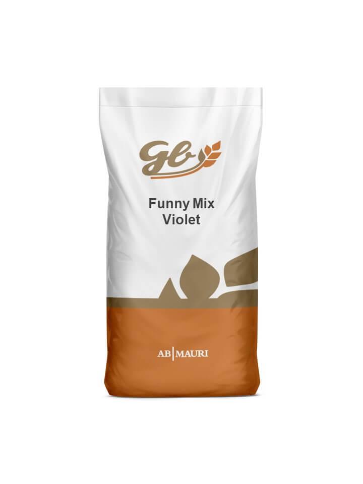 Funny Mix Violet   NOVIDADE!!