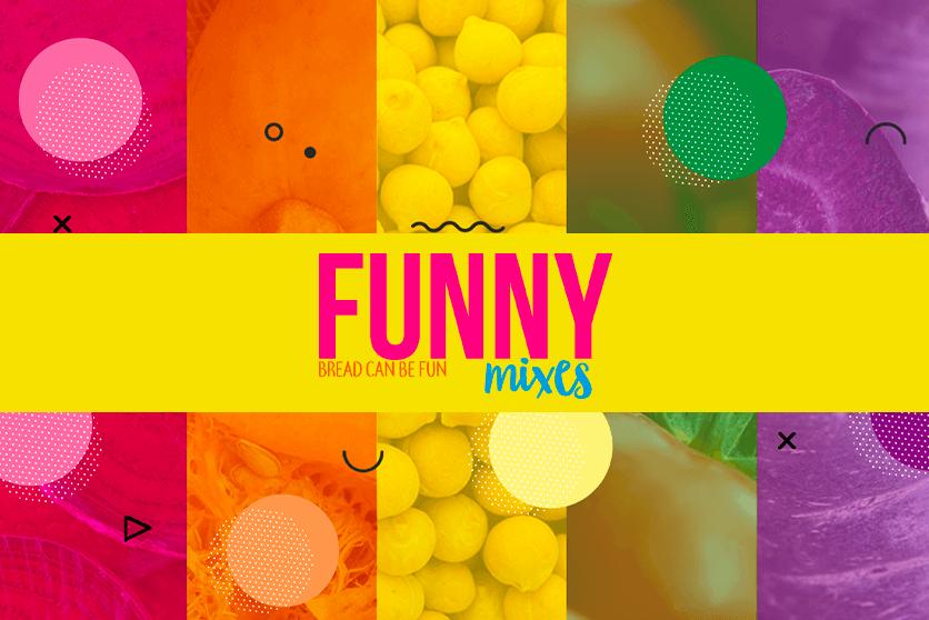 Funnny Mixes 5 Variedades